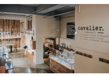 Vancouver jewelry Cavalier Gastown
