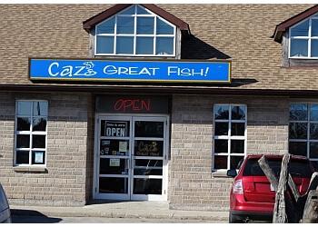 Cambridge fish and chip Caz's Great Fish Cambridge