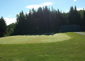Saint John golf course Cedar Groves