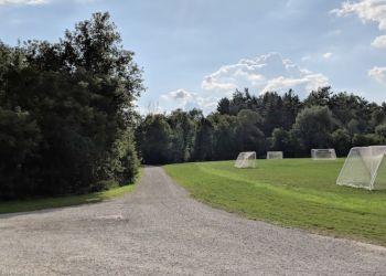 Halton Hills public park Cedarvale Park