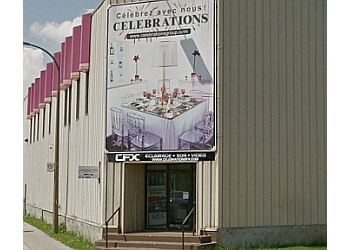 Montreal event rental company Celebrations party & Special Event Rentals