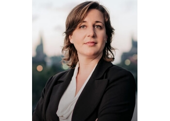 Ottawa criminal defense lawyer Celine Dostaler