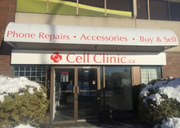 Surrey cell phone repair Cell Clinic