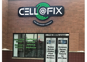Sherwood Park cell phone repair Cell@Fix