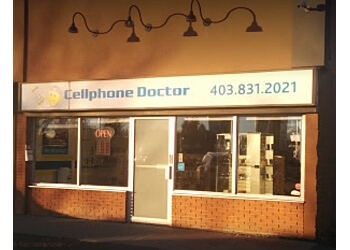 Calgary cell phone repair Cellphone Doctor Inc.