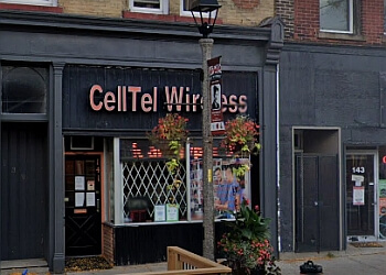 Whitby cell phone repair Celltel Wireless
