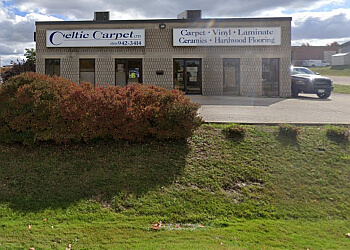 Orangeville flooring company Celtic Carpet Ltd.