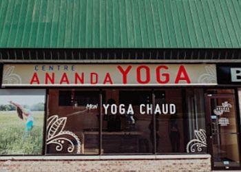 Repentigny yoga studio Center Ananda Yoga