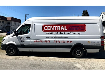 Burnaby hvac service Central Commercial and Residential Ltd.
