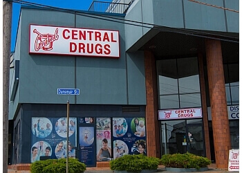 Nanaimo pharmacy Central Drugs