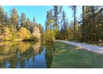 Burnaby public park Central Park