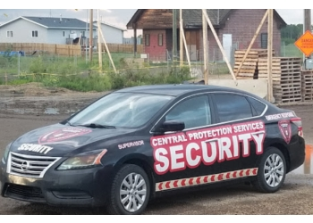 Edmonton security guard company Central Protection Services