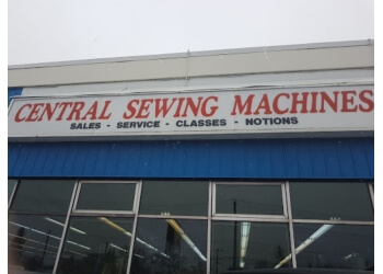 Edmonton sewing machine store Central Sewing Machine Inc