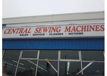 Edmonton sewing machine store Central Sewing Machine Inc