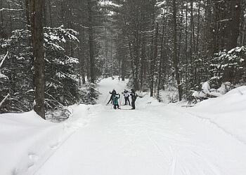 Saint Jerome hiking trail Centre De Ski De Fonds Gai-Luron