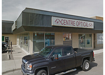 Lethbridge optician Centre Optical