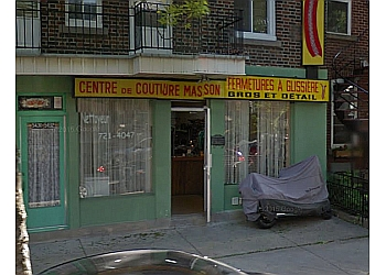 Montreal sewing machine store Centre de Couture Masson