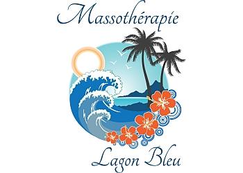 Shawinigan massage therapy Massothérapie Lagon Bleu