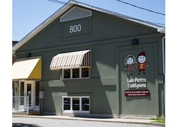 Trois Rivieres preschool Centre de la petite enfance Les Petits Collégiens