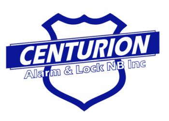Moncton security system Centurion Alarm & Lock