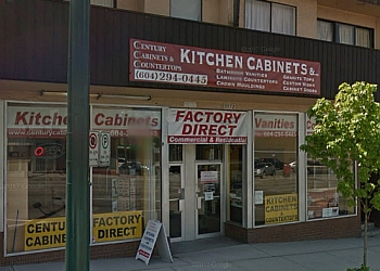 Vancouver custom cabinet Century Cabinets Group
