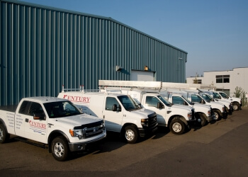 Sherwood Park plumber Century Plumbing & Heating Ltd.