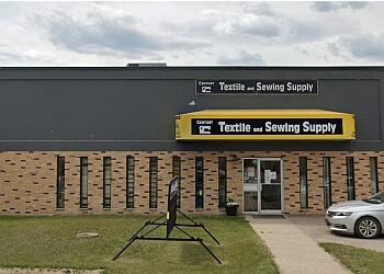 Saskatoon sewing machine store Century Textile & Sewing Supply