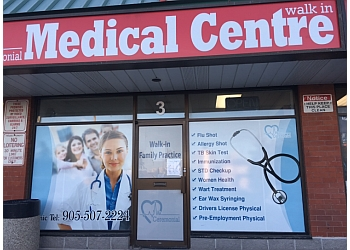 Mississauga urgent care clinic Ceremonial Medical Centre