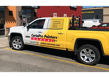 London painter CertaPro Painters