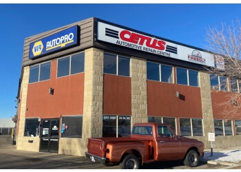Calgary car repair shop Cetus Automotive Repair Centres
