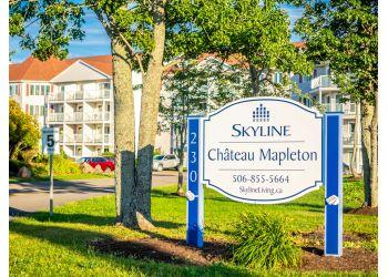 Moncton apartments for rent Château Mapleton - Skyline Living