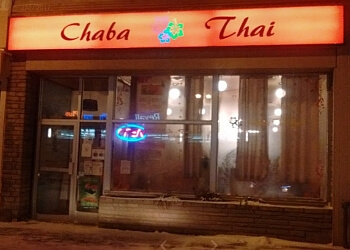 Kawartha Lakes thai restaurant Chaba Thai