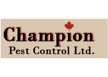 Champion Pest Control Ltd. Nanaimo Pest Control