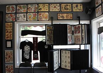 Sherwood Park tattoo shop Champion Tattoo Inc.