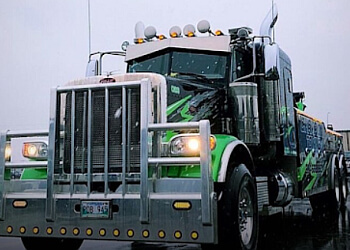 Winnipeg towing service Champion Towing Ltd.
