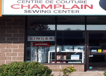Moncton sewing machine store Champlain Sewing Center