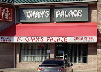 Langley chinese restaurant Chan's Palace