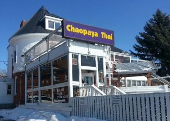 Barrie thai restaurant Chaopaya Thai Restaurant
