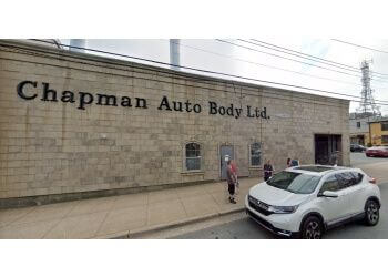 Halifax auto body shop Chapman Auto Body Ltd.
