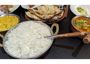Winnipeg indian restaurant Charisma of India
