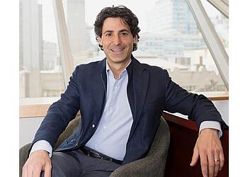 Toronto medical malpractice lawyer Charles E. Gluckstein