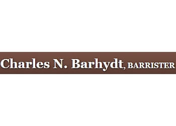 Georgetown criminal defense lawyer Charles N. Barhydt