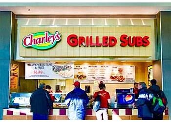Surrey sandwich shop Charleys Philly Steaks