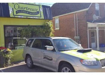 Kingston florist Chartreuse Flower Works