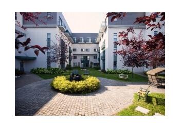Saint Hyacinthe retirement home Chartwell Chartwell Jardins de la Gare résidence pour retraités