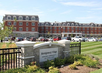 Orangeville retirement home Chartwell Montgomery Village Retirement Residence