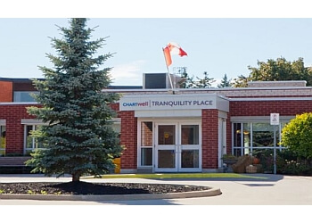 Brantford retirement home Chartwell Tranquility Place Retirement Residence