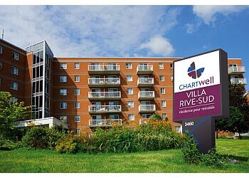 Longueuil retirement home Chartwell Villa Rive-Sud résidence pour retraités