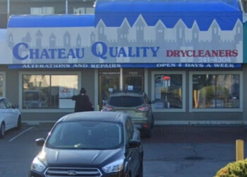 Richmond dry cleaner Chateau Quality Dry Cleaners