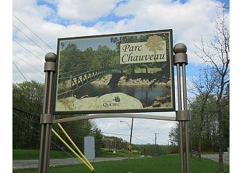 Quebec public park Chauveau Park